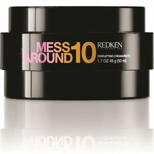 Redken Mess Around 10 Disrupting Cream-Paste 50ml