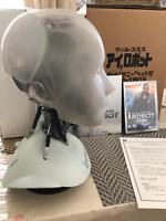 I ROBOT SONNY HEAD blu ray  DVD JAPAN VERSION  i,robot