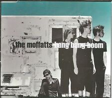 THE MOFFATTS Bang Boom 2 LIVE Answers/two Beats CANADA CD Single SEALD USA Seler
