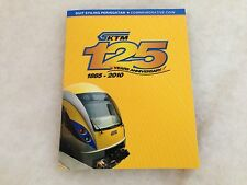(JC) Malaysia 125th years KTM Coin Card 2010