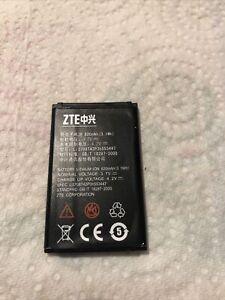Batterie D Origine ZTE Li3708T42P3h553447 820mAh Pour ZTE C88 F126 F156 F160