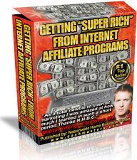 "GETTING ""SUPER RICH"" FROM INTERNET AFFILIATE PROGRAMS PDF EBOOK"