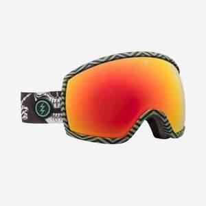 Elektrisch Visual EGG Torgier Gregg Snowboarding Goggles (Brose / Red Chrome)