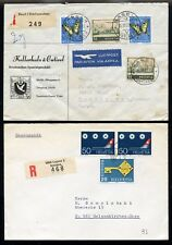 8 SWITZERLAND COVERS (2 ARE CARDS)