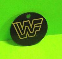 Royal Rumble Pinball Machine Plastic Promo Keychain Data East 1994 WF Wrestling