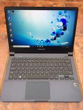 Samsung Series 9 NP900X3C Ultrabook Fast i7 128GB SSD 4GB IPS Office 19 Win 10