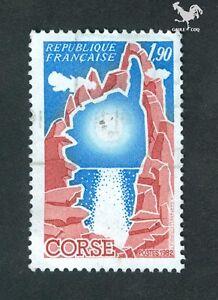 FRENCH POSTAGE - CORSE 1,90F STAMP - LA POSTE FRANCE 1982  CORSICA