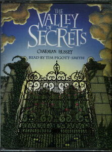 Audio book - The Valley Of Secrets by Charmian Hussey   -   Cass   -   Abr