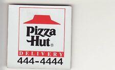 1990's Pizza Hut Refrigerator magnet  2 x 2