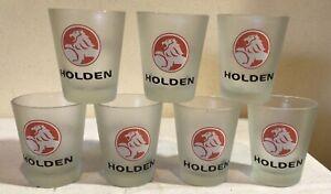 Vintage HOLDEN shot glass $8 each