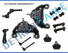 Blazer Jimmy S10 Sonoma Upper Control Arm Pitman Idler Arm Tierod Ball Joint 4WD