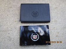 2004 -  04 CADILLAC CTS USER OWNER MANUAL HANDBOOK GUIDE INFORMATION
