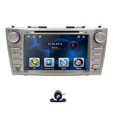 "Car DVD GPS Navi 8"" Player Radio for Toyota Camry 2007 2008 2009 2010 2011+Camer"
