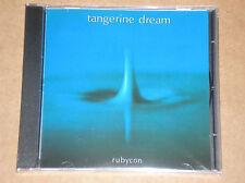 TANGERINE DREAM - RUBYCON - CD SIGILLATO (SEALED)