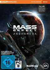 Mass Effect: Andromeda Ps4 (Sony PlayStation 4, 2017) NEUWARE