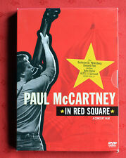 Paul McCartney - In Red Square: A Concert Film — DVD