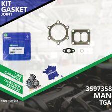 Gasket Kit Joint Turbo MAN TGA 3597358 Original melett-051