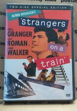 Strangers on a Train (Dvd 2004 Widescreen- 2-Disc Set) Factory Sealed