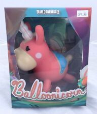 "NEW VALVE A CROWDED COOP TEAM FORTRESS 2 BALLOONICORN 7"" VINYL ART FIGURE CUTE"