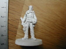 CORRUPTED FIREMAN ACOLYTE  MINIATURE (UNDERCOATED)// THE OTHERS 7 SINS / P800