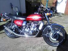 Vintage Motorcycle Suzuki GT750-M Kettle