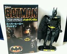 DC Comics BATMAN by Kabaya 1989 Mint Sealed in Box Japanese - Cosmic Artifacts