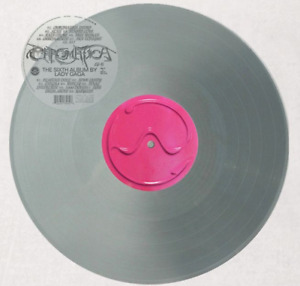 Lady Gaga - Chromatica Exclusive Limited Edition Silver Colored Vinyl LP