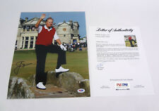 Jack Nicklaus PGA Golf Legend Signed Autograph 11x14 Photo PSA/DNA COA #3