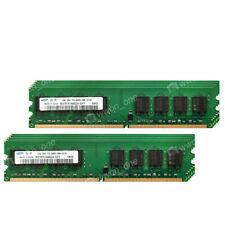 Samsung 10PCSx4GB PC2-6400 DDR2 800MHz 240P 1.8V DIMM Desktop Memory For AMD CPU