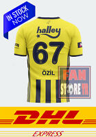 Galatasaray Metin Oktay T-shirt Official Licensed DHL Express Shipping Worldwide