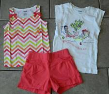 Size 5T,5 years outfit Gymboree,Desert Dreams,NWT,tank top,shirt,shorts,3 pc.set