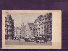 hauptbahnhof- Gelaufene Ansichtskarte Köln europa:11338