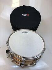 More details for ludwig rocker bronze snare drum 14