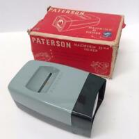Vintage Retro Paterson Viscount 35mm Viewer