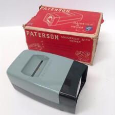 Vintage Retro Paterson Viscount 35mm Viewer