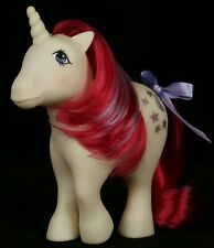 My Little Pony G1 Moondancer Beautiful Vintage Year 2 Unicorn
