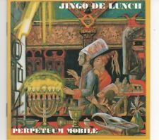 "Jingo De Lunch - ""Perpetuum Mobile"", CD, neu, OVP, on We Bite Records PUNK / ALT"
