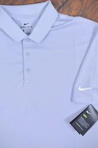 NWT Nike Dri-Fit Victory Golf Polo Shirt Gray Men's XL