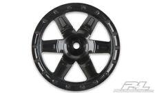 """Proline Desperado 2.2"""" Black Wheels 1/16 & 1/10 RC Cars #2737-03 OZ RC Models"""