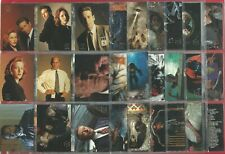THE X - FILES SEASON 3  1997 TOPPS (USA) - 72 TRADING CARD SET in Sleeves (PF06)