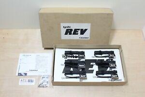 Rare T.M. Works Ignite REV Performance Ignition Coil Set Porsche 996