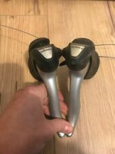 SHIMANO ST-2300 DOUBLE 8 x 2 Speed Right & Left Shifter