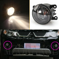 1x Left=Right Side Front Fog Light Lamp For Jeep Cherokee Compass Renegade 14-19