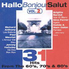 Hallo Bonjour Salut, Vol. 2 by Various Artists (CD, Mar-2001, Repertoire)