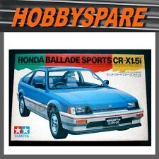 TAMIYA 1/24 HONDA CRX CR-X CIVIC BALLADE SPORTS MODEL KIT JDM 24040