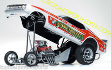 NEW 1972 Connie Kalitta Bounty Hunter NHRA Mustang Funny Car 1/18 Legends AW1111