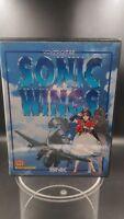 Videospiel SNK neo Geo AES be Jap Sonic Wings 2