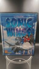 jeu video SNK neo geo AES BE JAP sonic wings 2