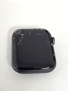 Apple Watch Series 4 44mm Space Gray WiFi Only Aluminium Case - For Parts As Is