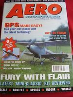 AEROMODELLER JULY 2000 MODEL AIRCRAFT BOULTON PAUL DEFIANT PLAN MEDA FLYER